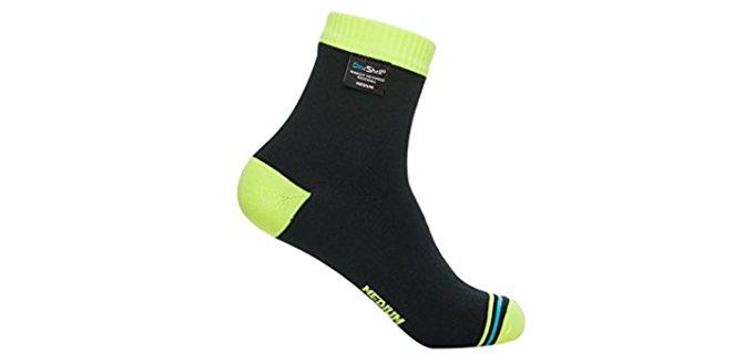 Dexshell Unisex Ultralite Hike - Waterproof Lightweight Hiking Socks