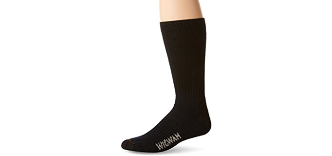 Wigwam Unisex Premium Wool Socks - Winter Wool Socks made for Boots