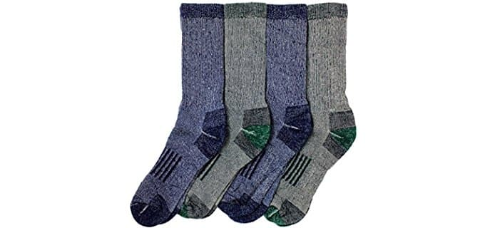 Kirkland Signature Men's Outdoor - Merino Wool Socks