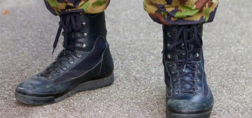 Military Combat Boot Socks