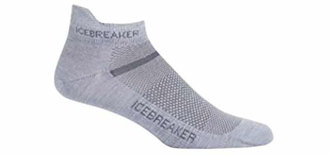 IceBreaker Unisex Merino Hiking Socks - All Season Long Summer Hiking Socks