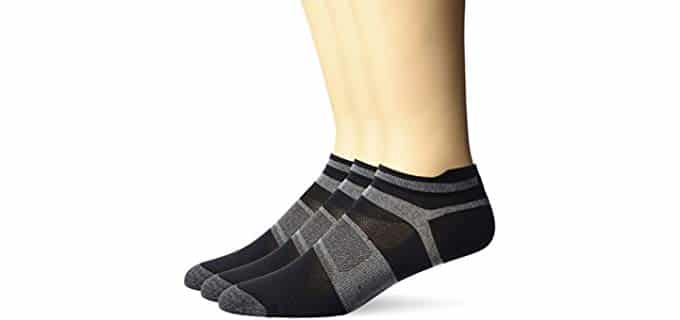 ASICS Unisex Quick Lyte Socks - Single Tab Lightweight Running Socks