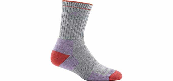 Darn Tough Unisex Coolmax - Socks for Sweaty Feet