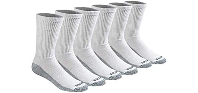 Dickies Unisex Dri-Tech - Socks for Sweaty Feet