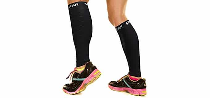 Physix Gear Unisex Sport - Varicose Vein Compression Sock