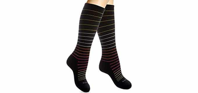 Sockslane Unisex Cotton - Varicose Vein Compression Sock