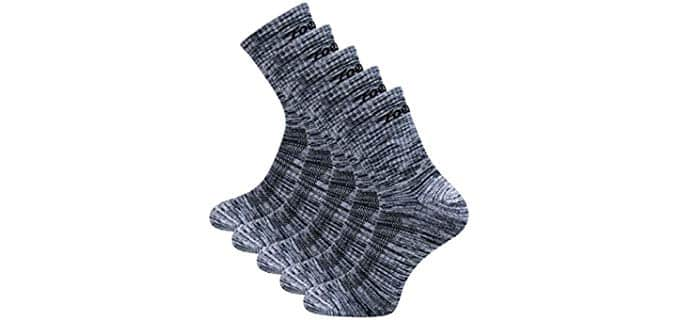 Toes&Feet Men's Deoderant - Smelly Feet Socks