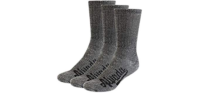 Alvada Unisex Thermal - Merino Wool Hiking Socks