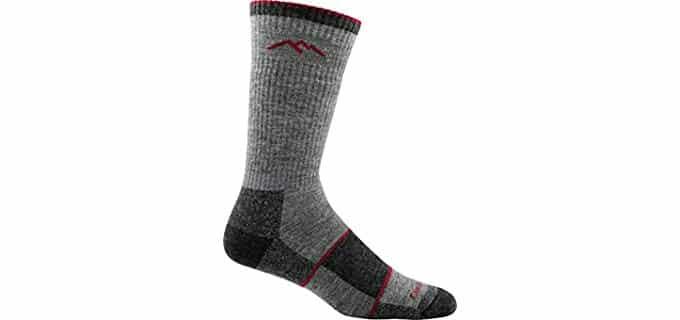 Darn Tough Men's Work Boot Socks - Maximum Comfort Work Boot Socks