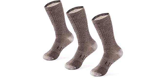 MERIWOOL Unisex Merino Wool - Cold Weather Socks for Hunting