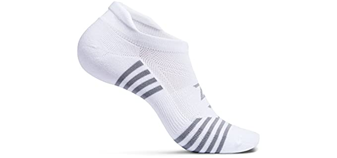 Zeropes Unisex Arch Support - ZFIT Anti Blister Socks
