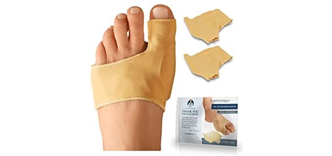 Dr. Frederick's Original 's Gel Pad - Bunion Socks