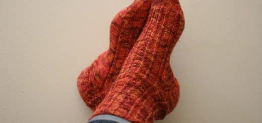 heated socks