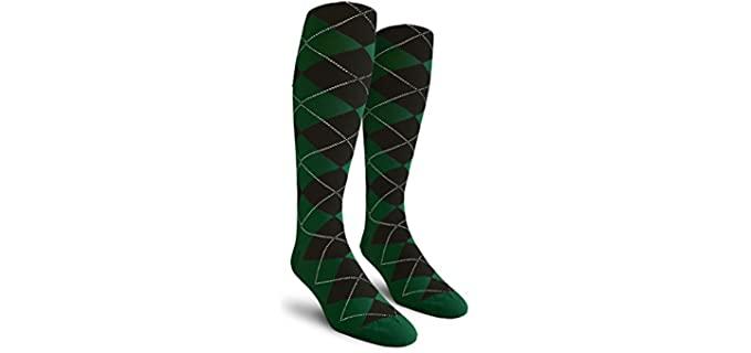 Argyle Unisex OTC - Cotton Golf Socks