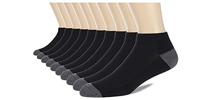 Coovan Men's Ankle Socks - For Converse Shoes