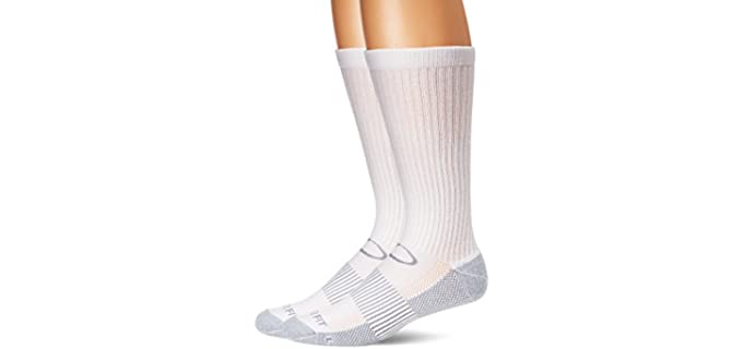 Copper Fit Unisex Ankle - Mid-Cut Socks For HIIT