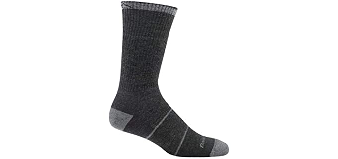 Darn Tough Men's Crew - Merino Wool Cowboy Boot Socks