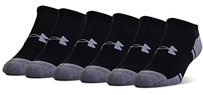 Under Armour Unisex Resistor 3.0 - Anti-Odor Socks