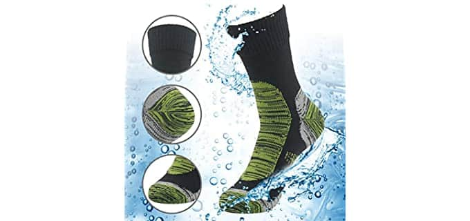 Randy Sun Unisex Waterproof - Breathable Socks