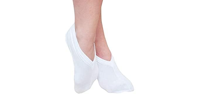 Eurow Unisex Premium - Natural Therapy Socks