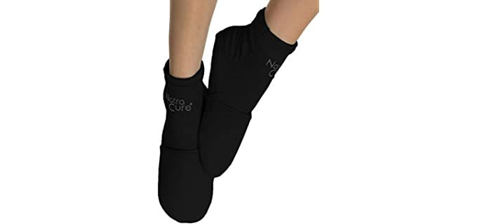 NatraCure Unisex Gel - Soothing Socks For Gout