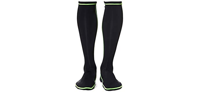 Wetsox Unisex Frictionless - Wader Socks
