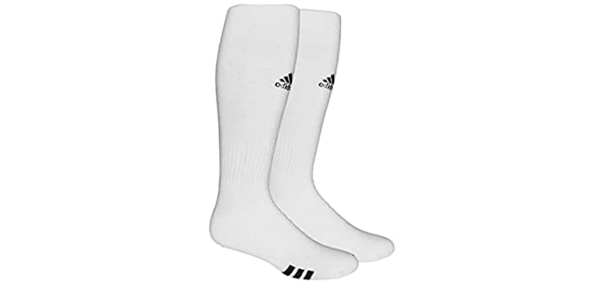 Adidas Unisex Polyester - Comfortable Soccer Socks