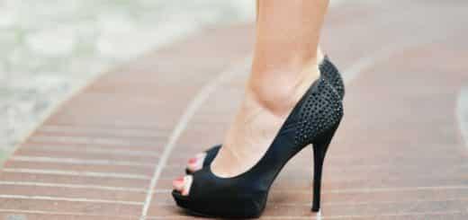 socks for heels