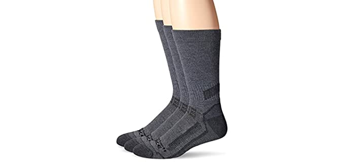 Carhartt Men's Cushioned - Socks For Athlete's Foot