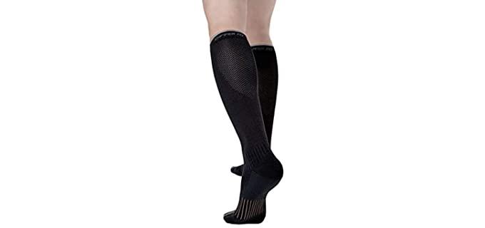 Copper Fit Unisex Premium - Copper Compression Socks