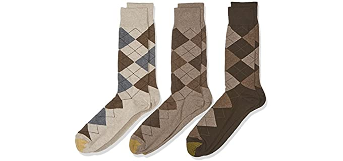 Gold Toe Men's Formal - Pattern Socks For Men