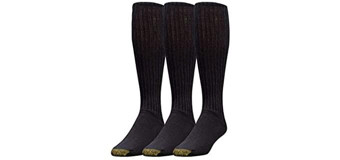 Gold Toe Unisex Cotton - Knee High Socks