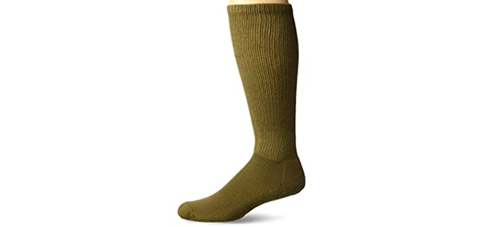 Thorlos Unisex MS - Knee High Thick Socks