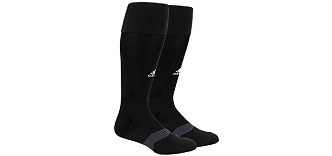 Adidas Unisex Metro - Thigh High Athletic Soccer Socks