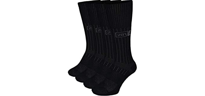 281Z Unisex Tactical - Military Boot Socks