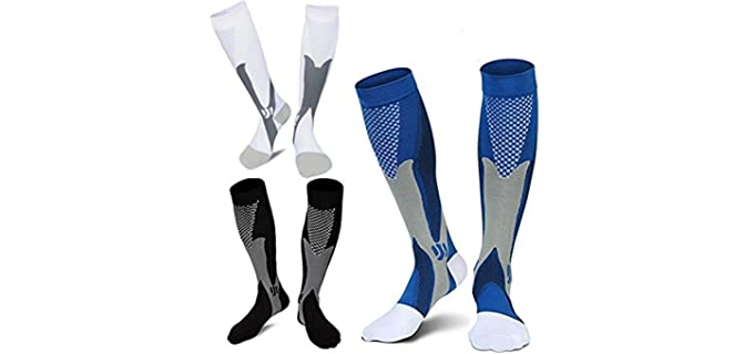 ZFiSt Men's Medical - Diabetic Compression Socks