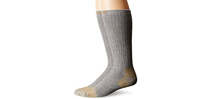 Carhartt Men's Cushion - Steel-toe Boot Socks