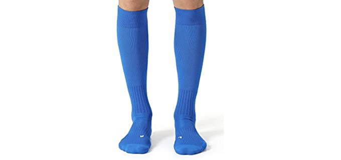 CELERSPORT Men's Adult - Soccer Socks