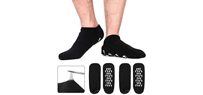 Codream Men's Ultimate - Gel Socks for Eczema