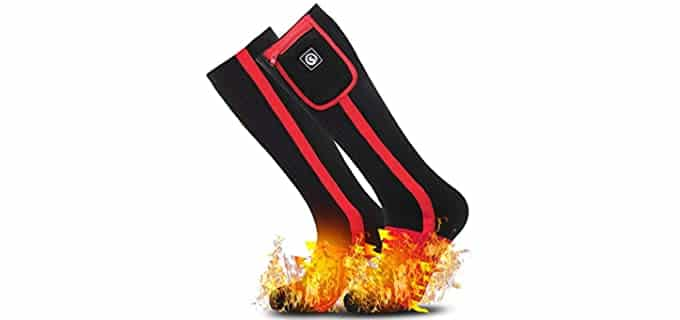 Sun Will Store Unisex Thermal - Heated Socks