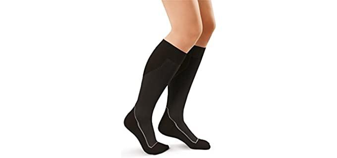 JOBST Unisex Knee-High - Athletic CrossFit Socks