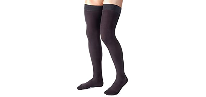 ABSOLUTE SUPPORT Men's Medical - Graduated Compression Socks