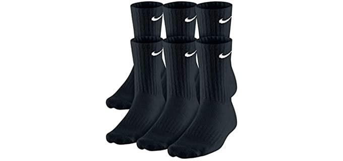 Nike Unisex Dri-Fit - Cotton Crew Socks