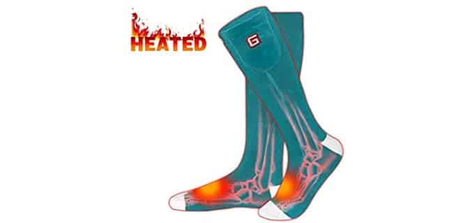 Rabbitroom Unisex Insulated - Heated Socks