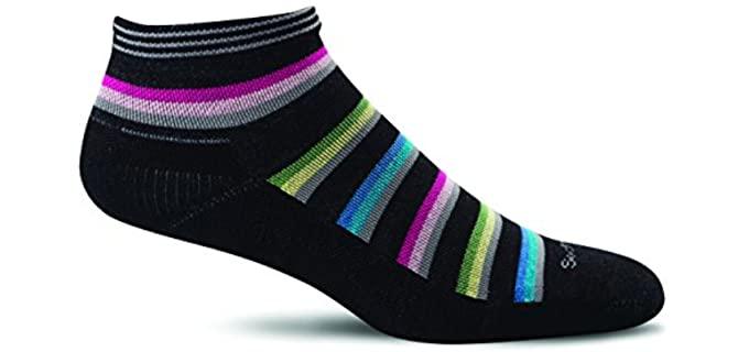 Sockwell Women's Sport Ease - Bunion Relief Socks
