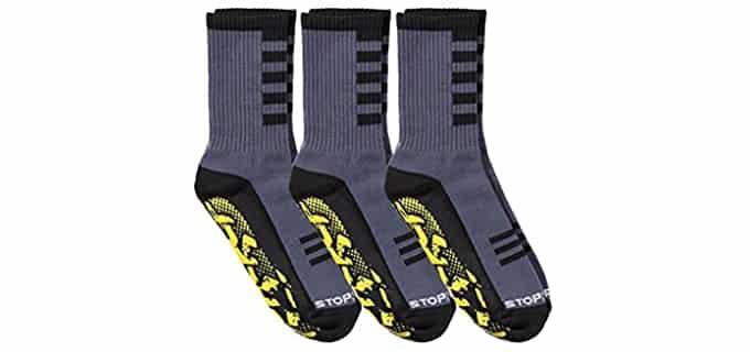 StopSocks Unisex Hospital - Non-Slip Socks