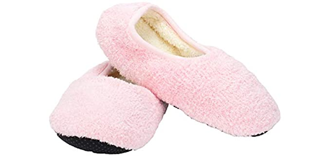 World's Softest Women's Cute - Gripped Cozy Slippers
