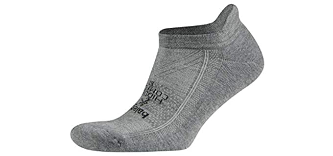 Balega Unisex Microfiber - Mesh Best Moisture Wicking Socks