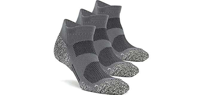 CWVLC Unisex Compression - Athletic Socks