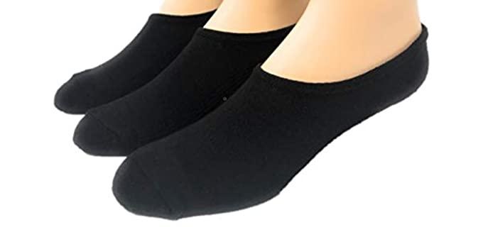 Converse Men's Half Cushion - Socks For Chucks